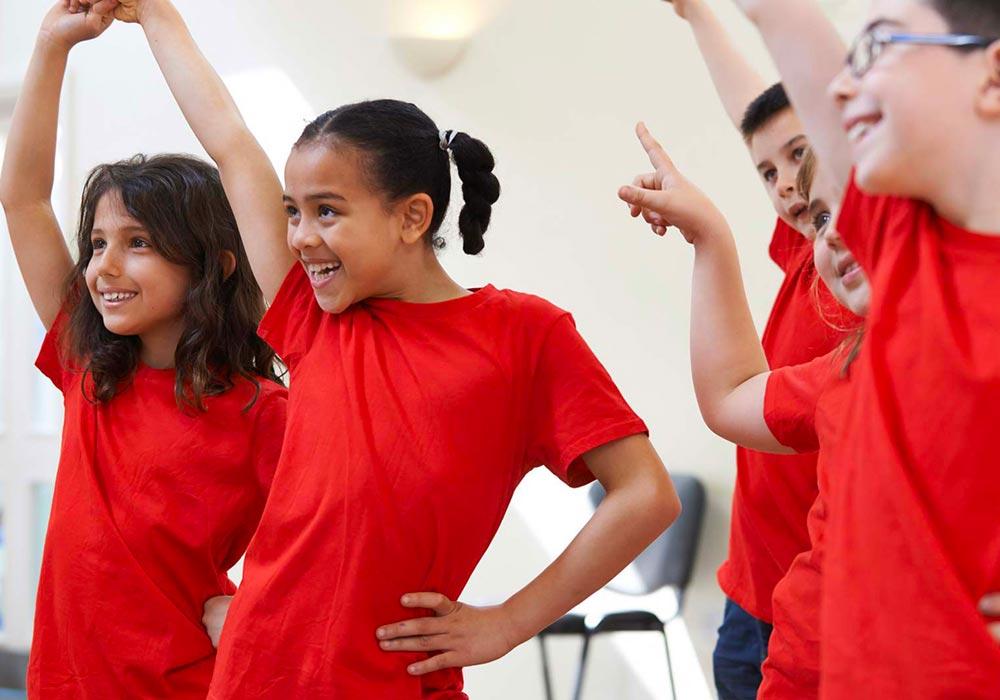Performing Arts Classes for Schools
