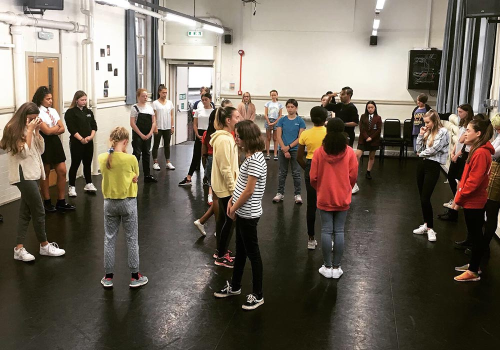 Youth Acting Classes in Nottingham
