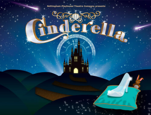 Cinderella, The Nottingham Playhouse Pantomime