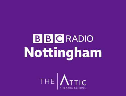 Attic Theatre School on BBC Radio Nottingham