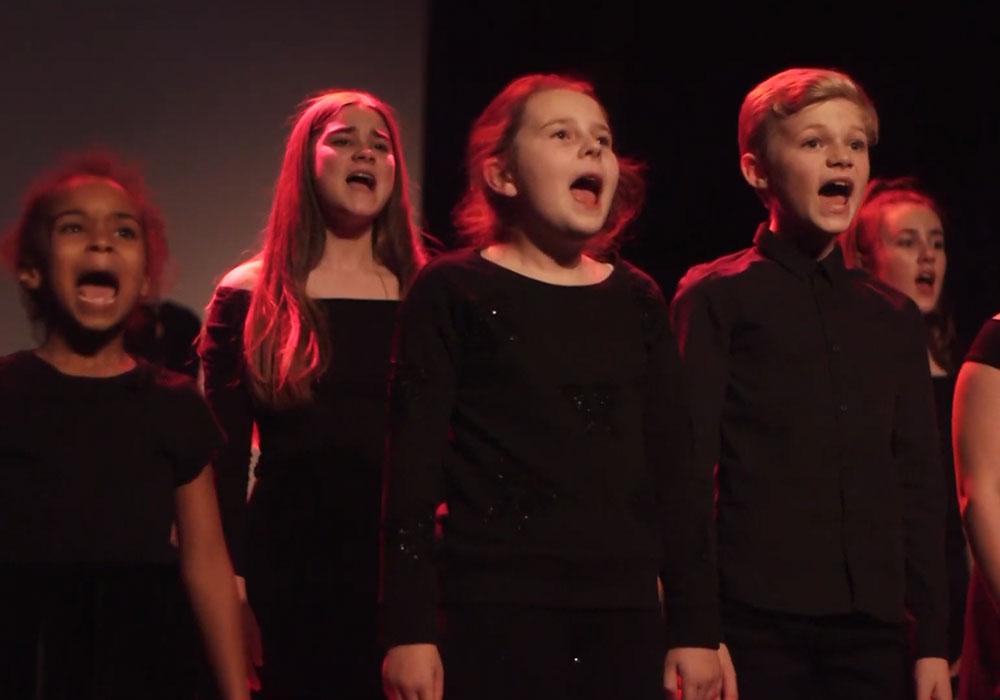 Children's Choir in Nottingham