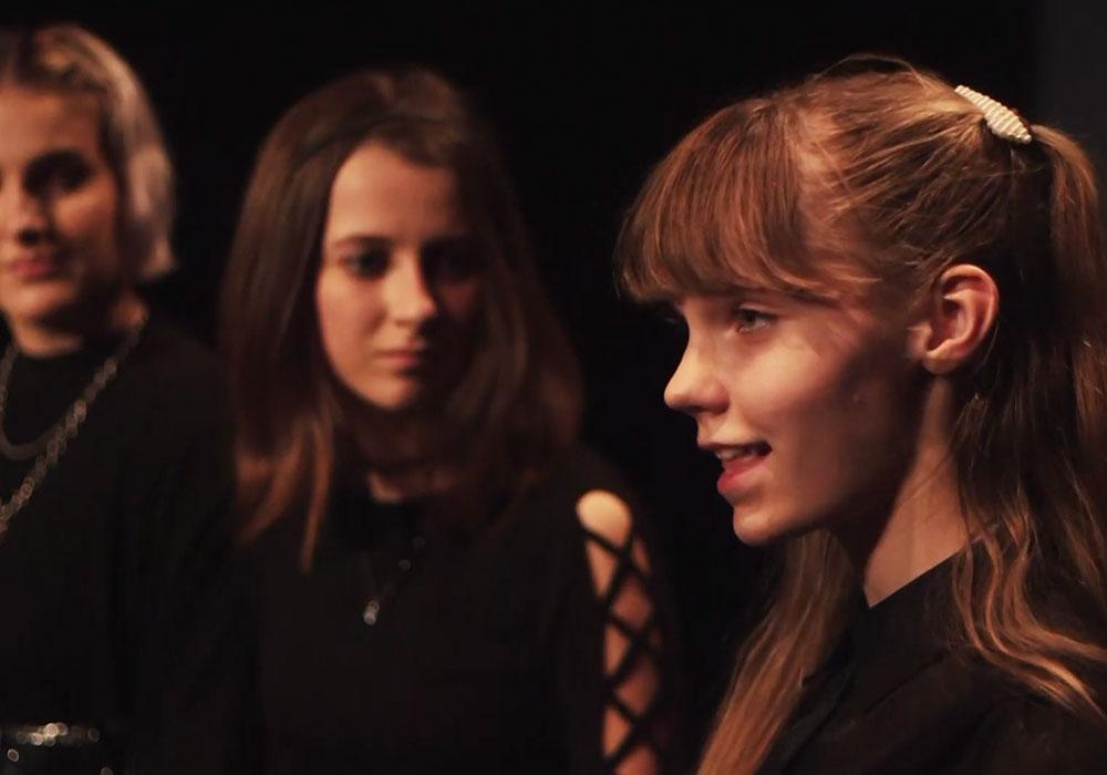 Youth Singing Nottingham