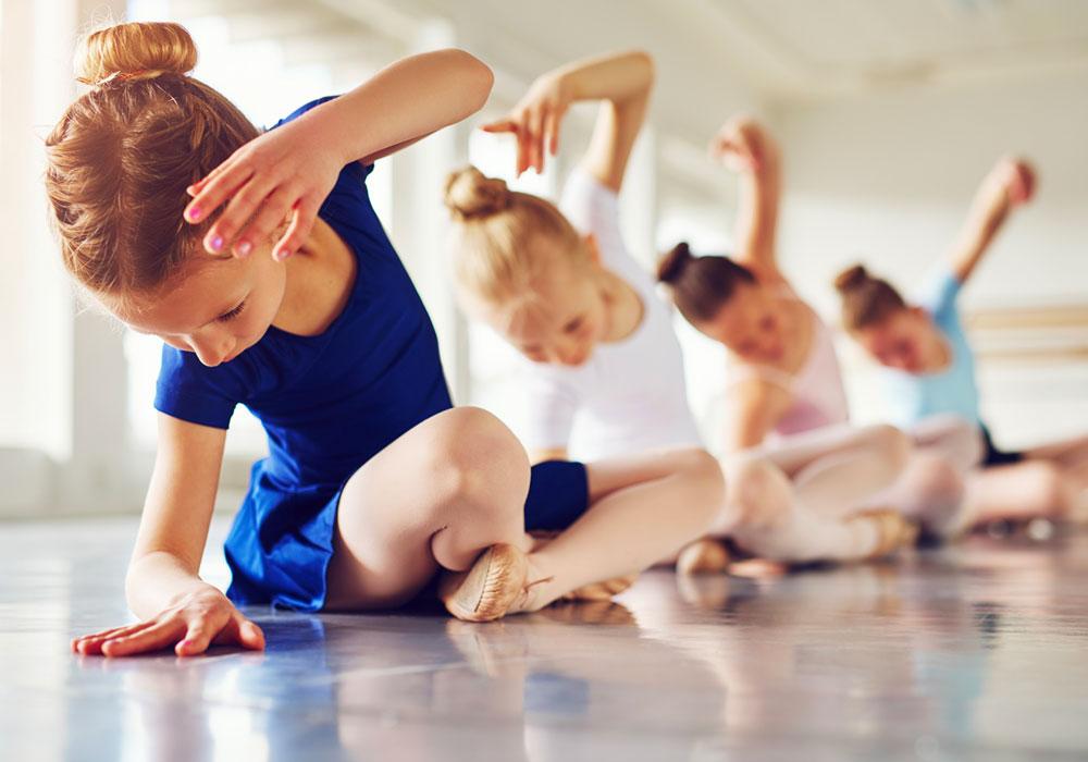 Contemporary Dance Class in Nottingham