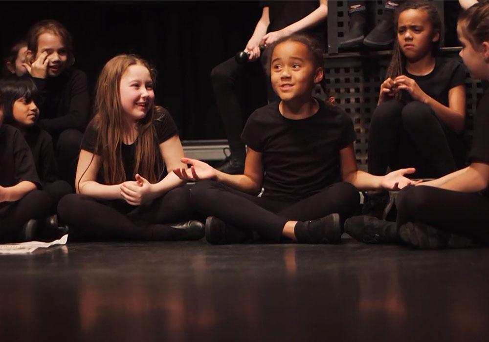 Saturday Theatre School in Nottingham